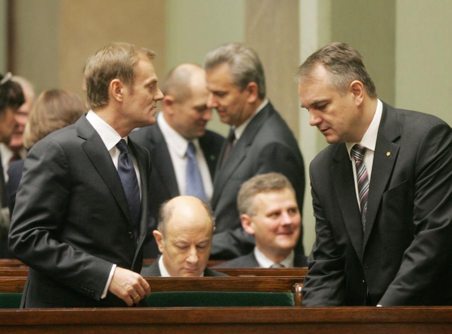 PO i PSL kłócą się o posady