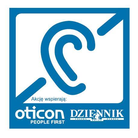 Akcja DZIENNIKA i Oticon - zmniejszenie barier osób nie(do)słyszących