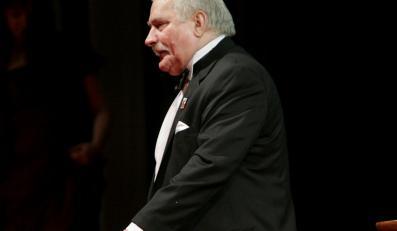 Wałęsa: Zostaję w Radzie Mędrców. Na razie