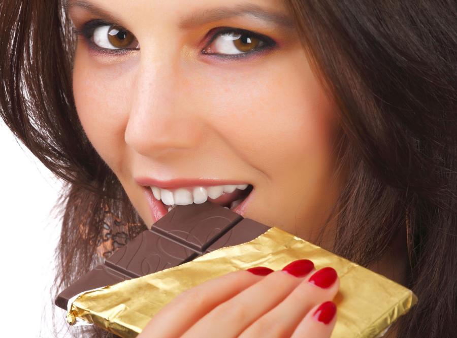 Jedz czekoladę, nie ćwicz i chudnij!