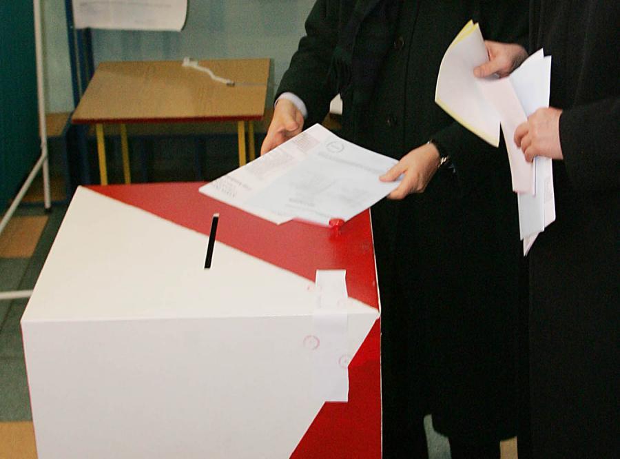 Głosowanie w wyborach przez pośrednika