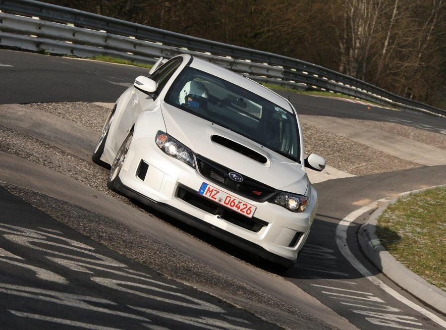 Rekord! Oto najszybsze Subaru wszech czasów