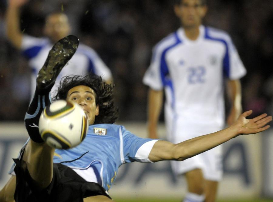 Świetny Urugwajczyk wybrał Napoli