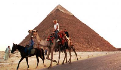 Izrael walczy z Egiptem o polskich turystów