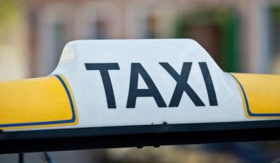 Kogut taksówki