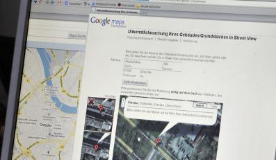 Ludzie nie chcą Google Street View ze strachu?