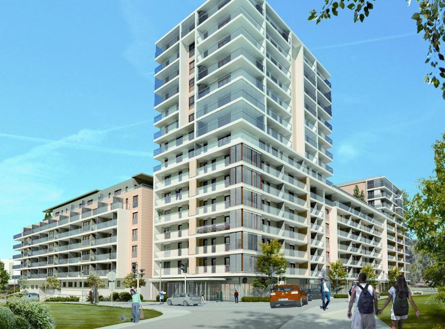 Point House będzie gotowy w 2012 roku