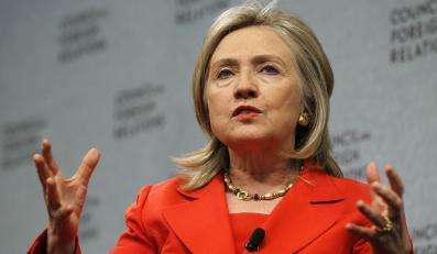 Hillary Clinton napisała do koncertujących w Warszawie Filharmoników Nowojorskich