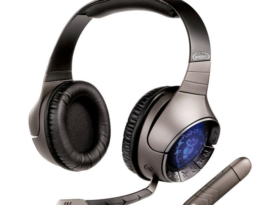 Bezprzewodowe słuchawki dla graczy