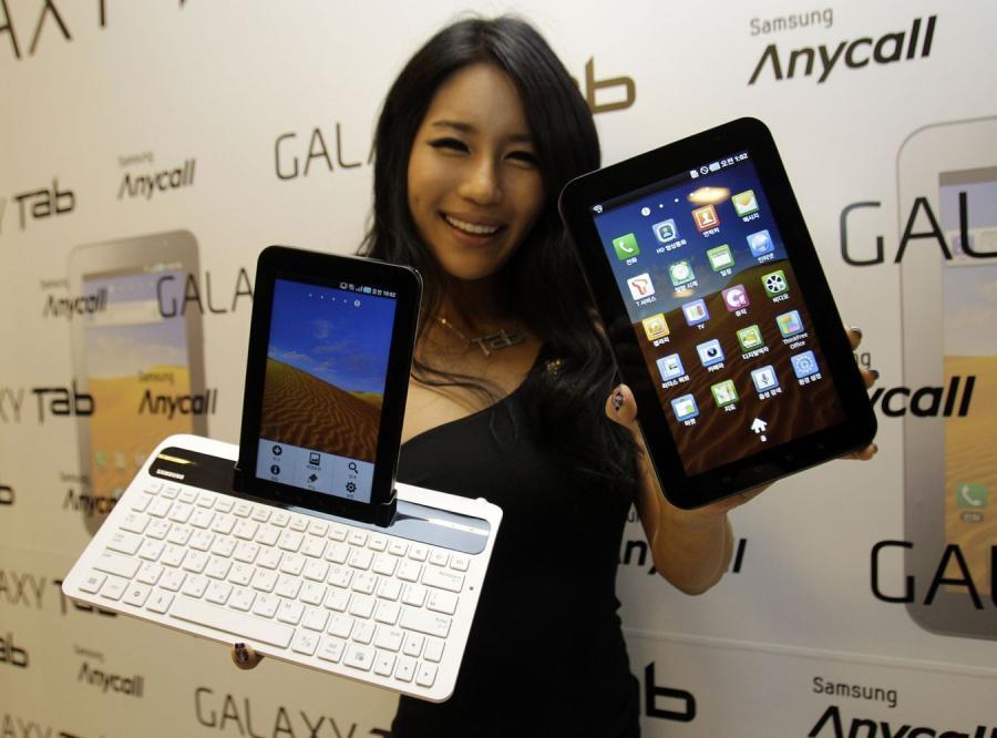 Premiera tabletu Samsunga! Chce wygrać z iPadem