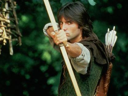 Powrót legendarnego Robin Hooda - Zdjęcie 1 - Galeria zdjęć