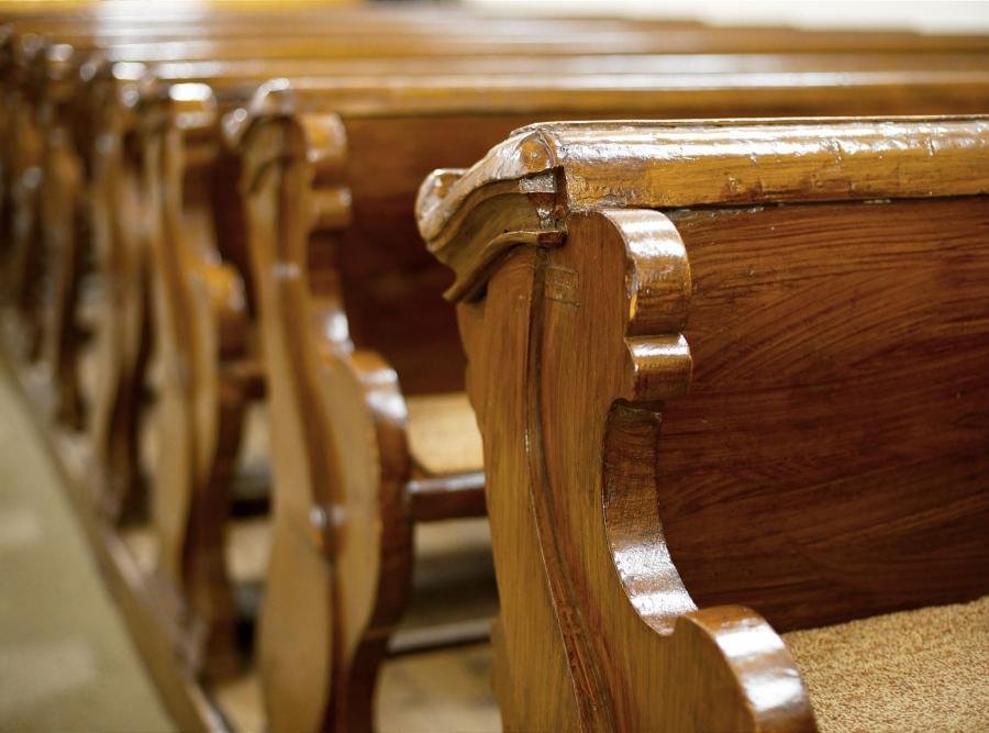 Zuchwała kradzież w kościele. Zniknął rower i sutanna ks. Popiełuszki