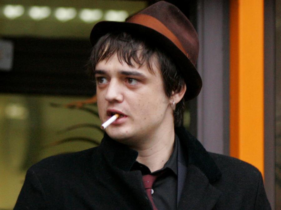Pete Doherty teraz będzie aktorem