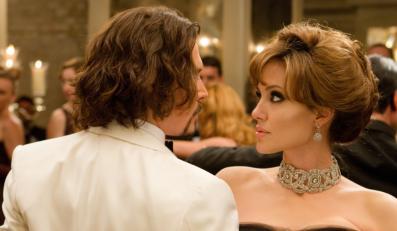 """Johnny Depp  i Angelina Jolie w """"Turyście"""""""