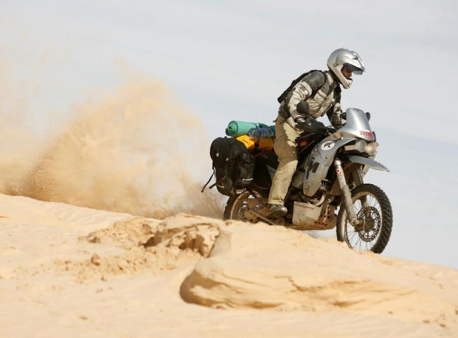 Motocyklem zdobyć pustynię! Chcesz przeżyć przygodę życia?