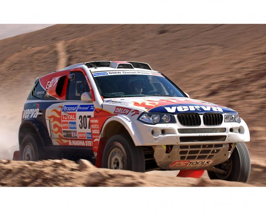 Rajd Dakar - bardzo dobra jazda Polaków