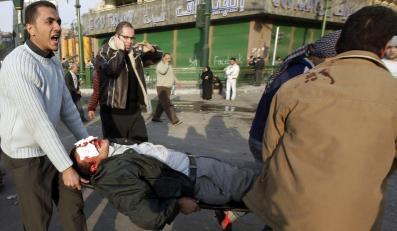 Krwawa bitwa w Kairze. Są ofiary