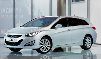 Hyundai i40. Zobacz, jak wygląda nowy rywal passata