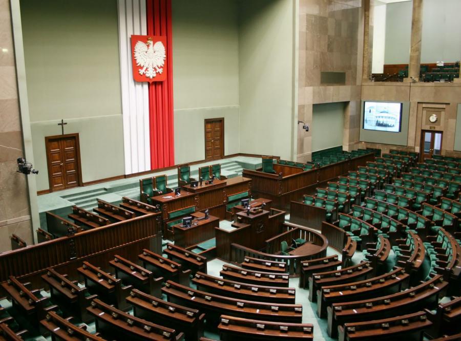 Prezydium Sejmu murem za posłem PO skazanym za korupcję