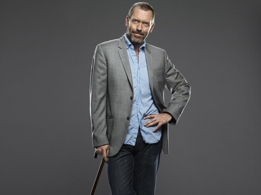 Hugh Laurie jako \