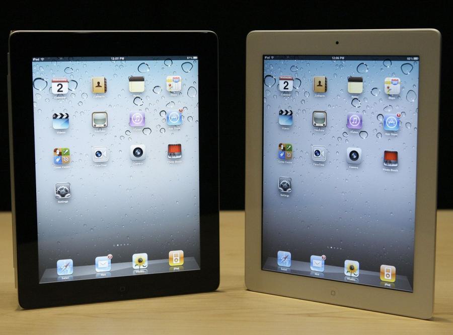 iPad znowu pobił rekord. Swój własny