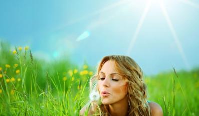Jak chronić twarz przed wiosennym słońcem?