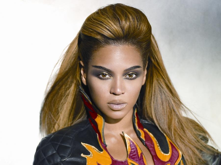 Beyoncé chce na bogato...