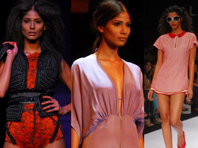 Bajeczne kolory kreacji z pokazów Lakme Fashion Week Summer Resort 2011