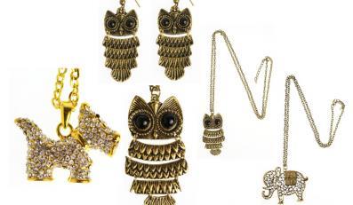 Modna biżuteria na wiosnę 2011 - ANIMALS Stereostore