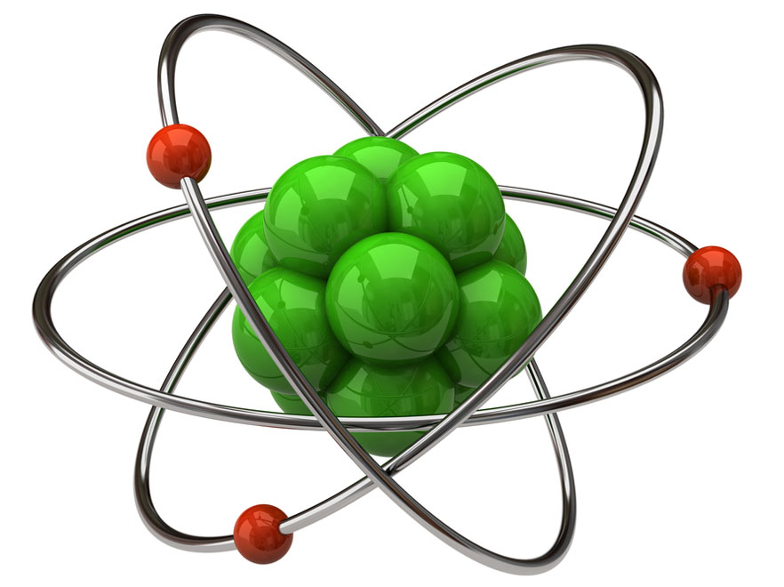 Atomy - zdjęcie ilustracyjne