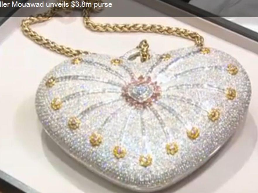 Najdroższa torebka świata! Ile jest warta?
