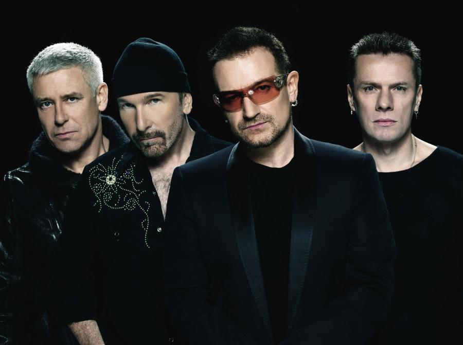 U2 w najbardziej dochodowej z tras