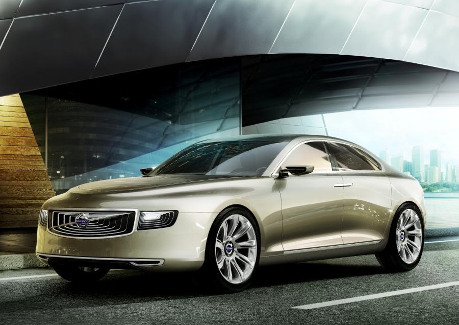 Takie będzie nowe Volvo S80! Zobacz film