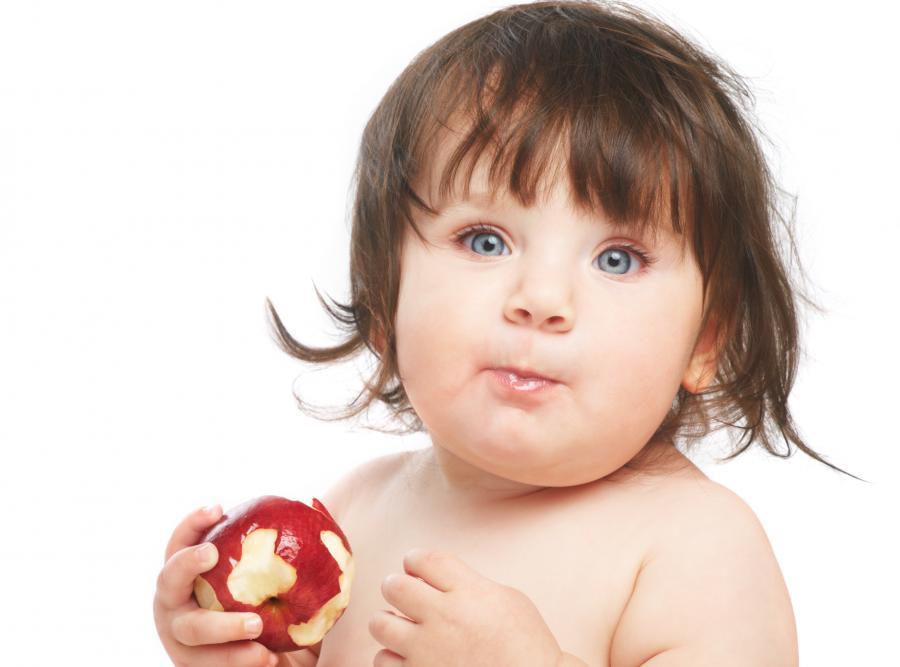 Jabłko na zaparcia.