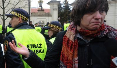 Szefowa Solidarnych 2010, Ewa Stankiewicz