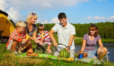 Aby urlop był udany, należy przestrzegać podstawowych zasad bezpieczeństwa