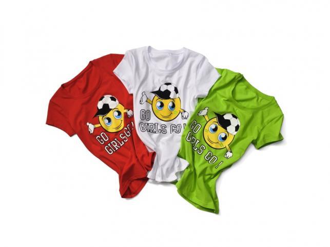 Koszulki New Yorker - limitowana kolekcja na Mistrzostwa Świata w Piłce Nożnej Kobiet 2011
