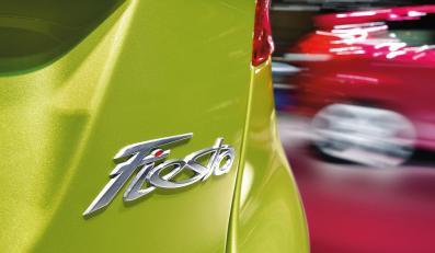 Ford fietsa to samochód globalny