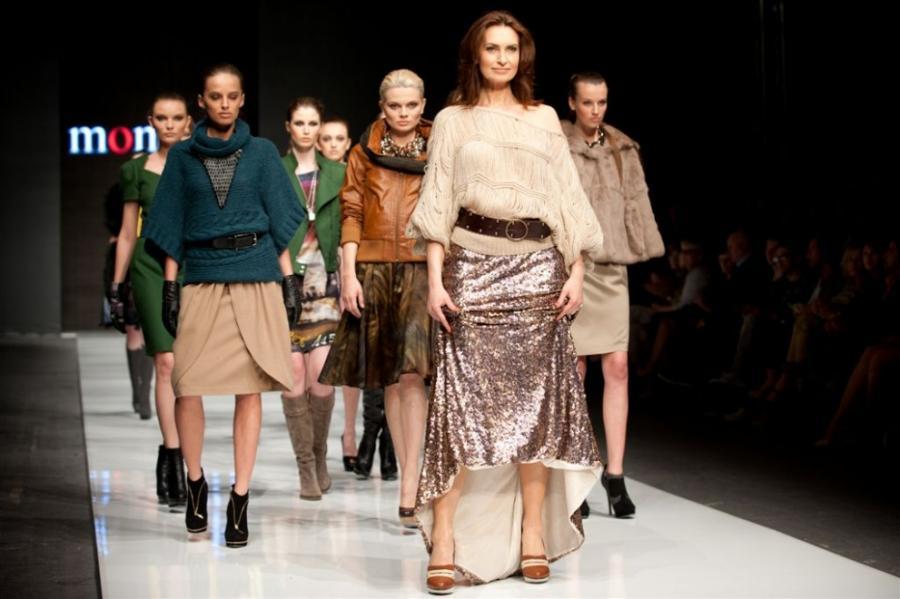 Fashion Week Poland (na zdjęciu) to nie jedyna impreza modowa w Łodzi