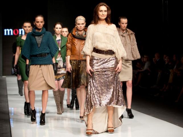 Kobiecości nigdy dość! - kolekcja Monnari jesień 2011
