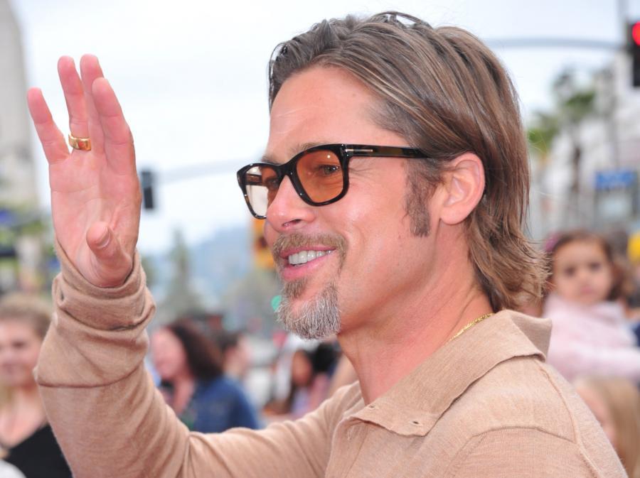 Brad Pitt odradza się i walczy