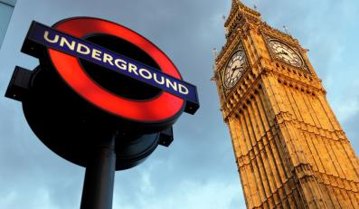 Polska poezja w londyńskim metrze