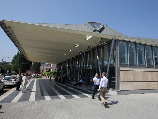Tak zmienia się Dworzec Wschodni
