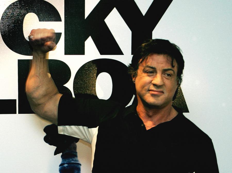 Rocky doceniony przez bokserów