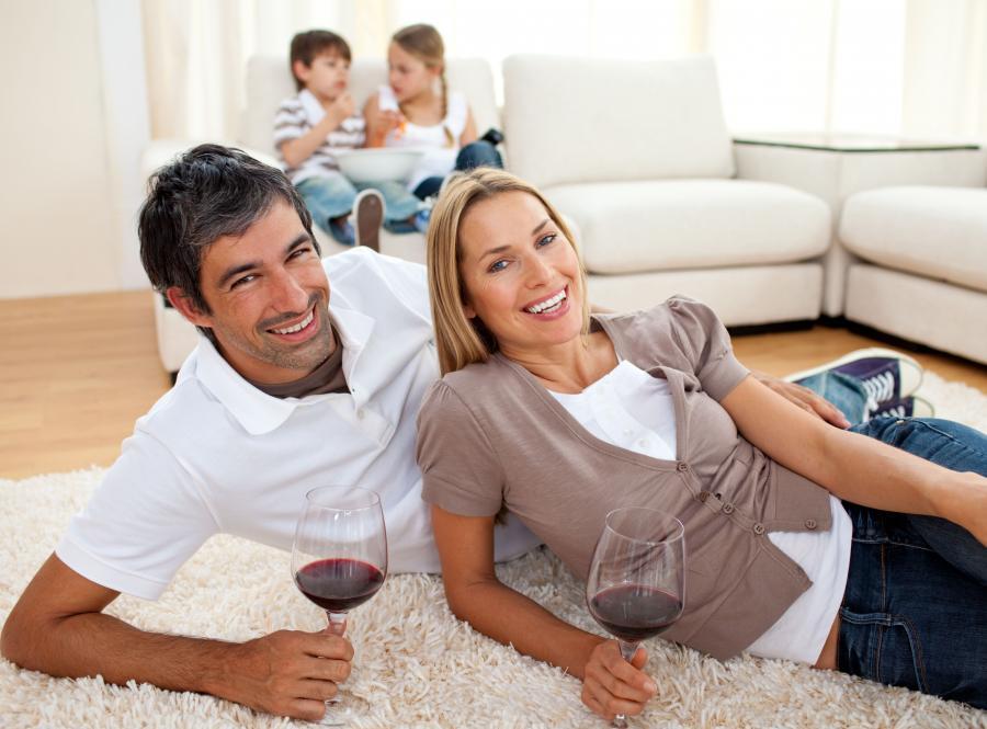 rodzice alkohol rodzina