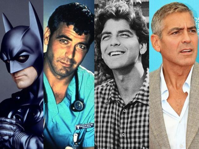 (Prawie) wszystkie role Clooneya