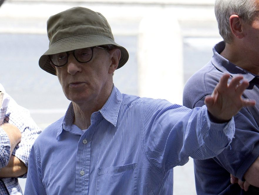 Ostatni film Woody\'ego Allena \