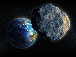 asteroida przeleci blisko Ziemi