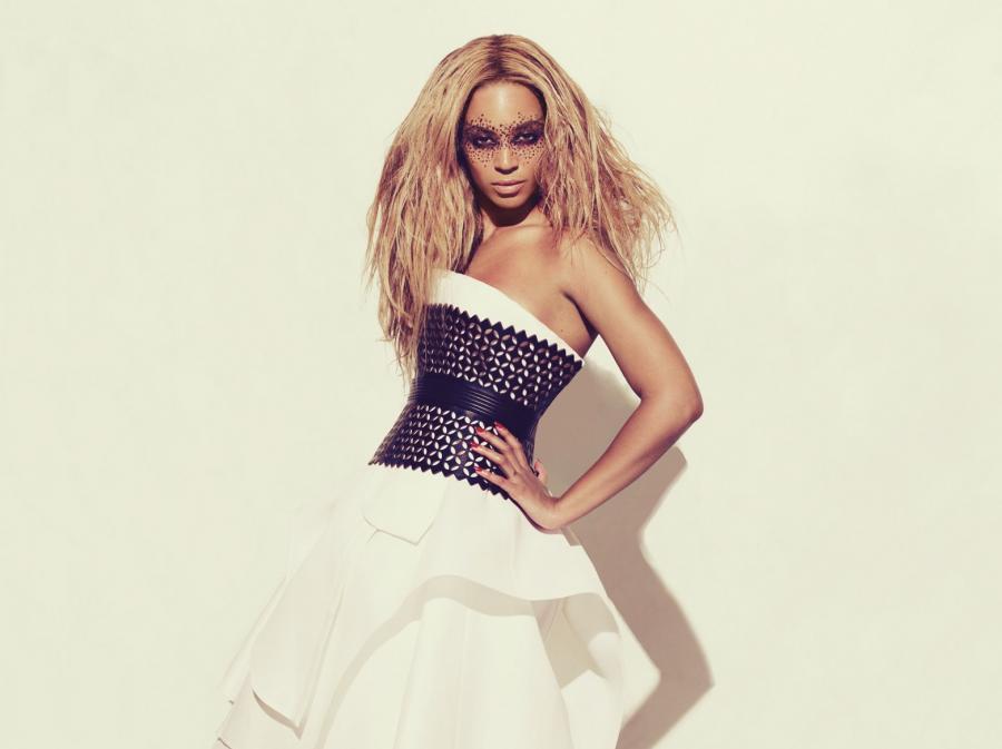 Spędź cały rok z Beyoncé