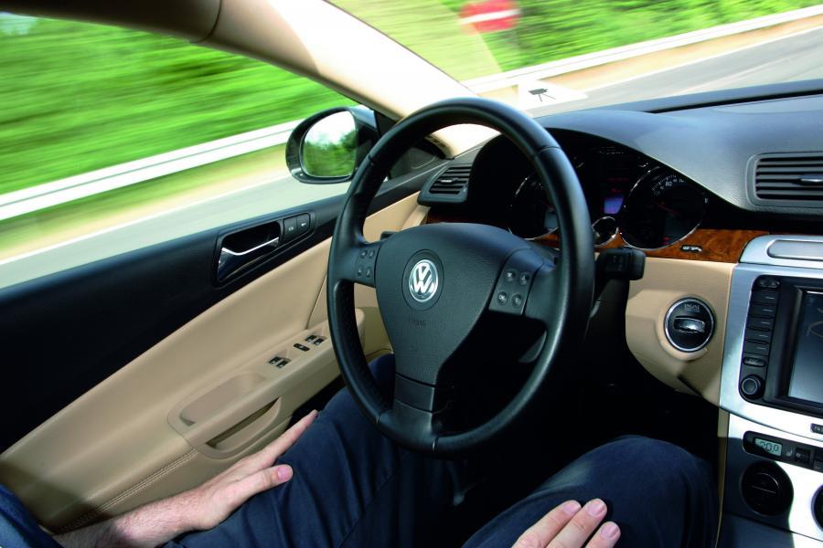Temporary Auto Pilot to system opracowany przez inżynierów Volkswagena